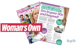 regelle recommeded in womans own
